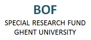 BOF - Special Research Fund Ghent University